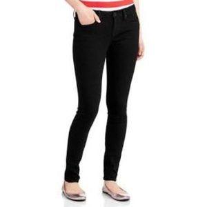 NO BOUNDARIES Faded Black Skinny Jeans Sz 5